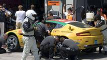 Aston Martin V8 Vantage at Nurburgring