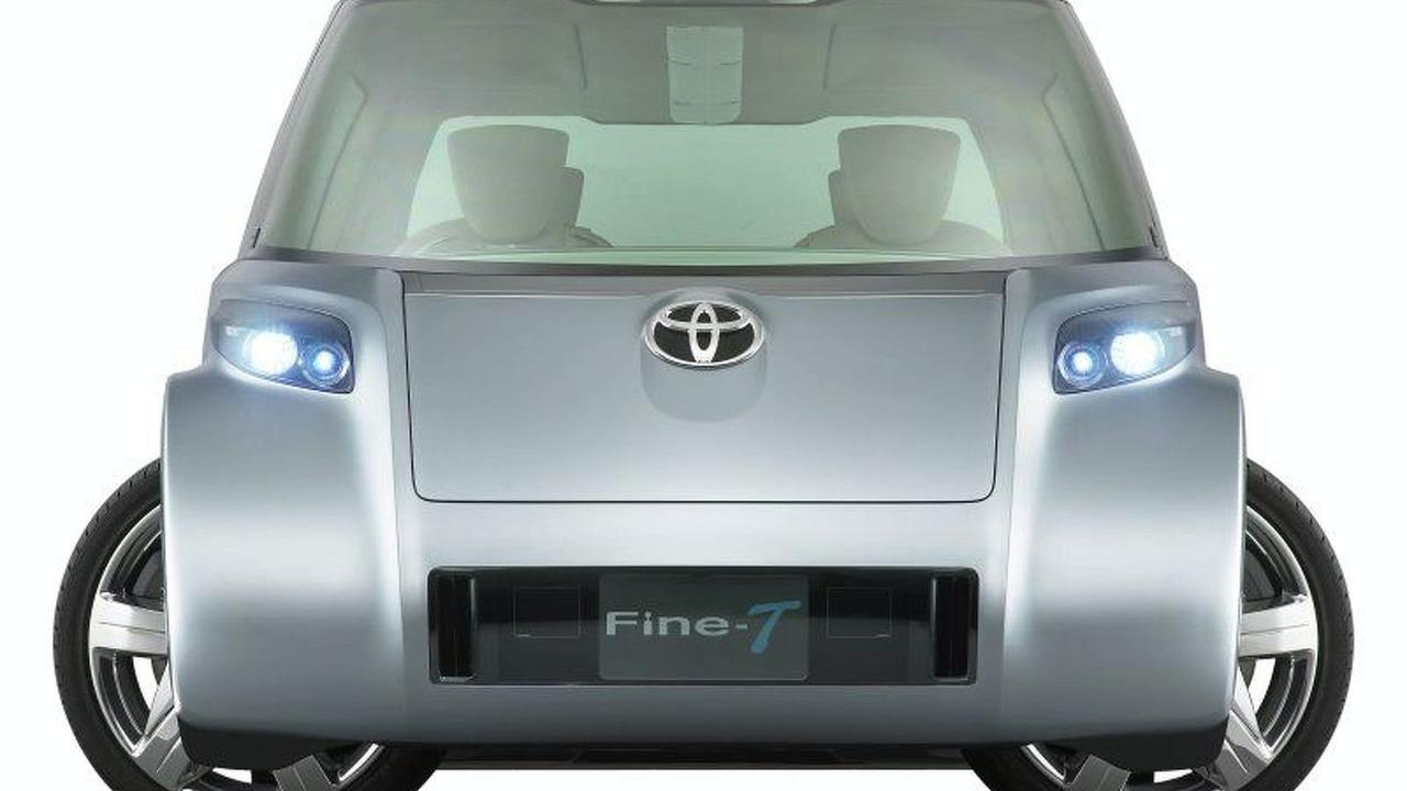 Toyota Fine T Concept