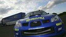 2006 Subaru Impreza WRX WRC Prototype