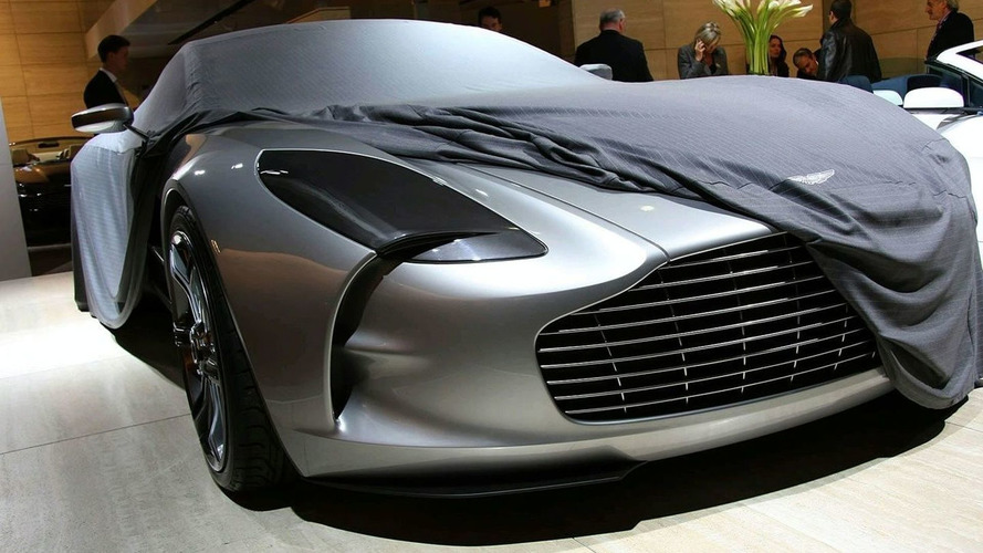 Aston Martin one-77 Already Sold Out