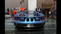 Ford al Salone di Francoforte 2015