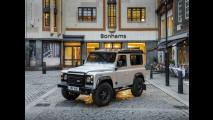 Land Rover Defender, la duemilionesima all'asta per beneficenza