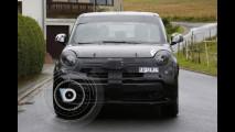 Alfa Romeo SUV, prime foto spia