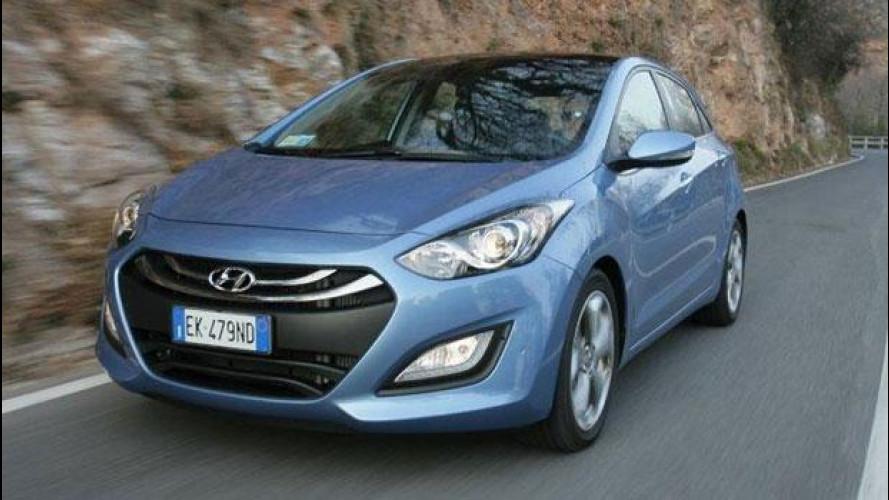 Hyundai i30 e i30 Wagon a GPL, gamma Econext da 18.350 euro