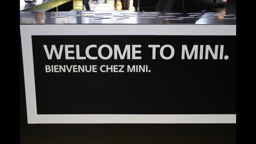 MINI al Salone di Parigi 2012