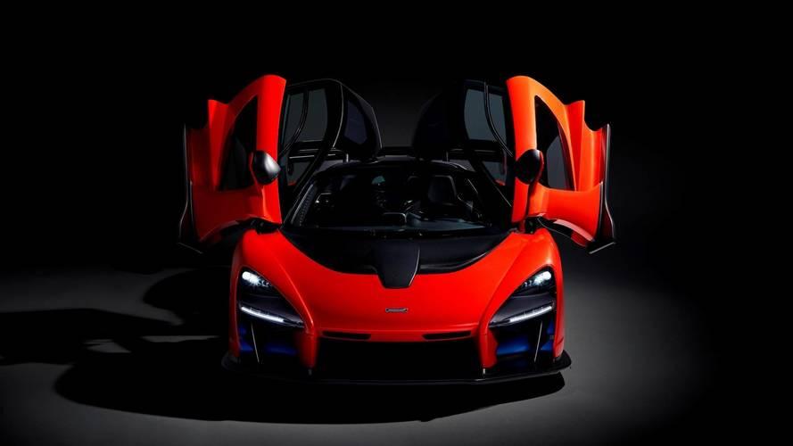 Yeni McLaren otomobilleri artık kelimelerle de adlandırılacak