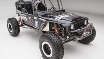 Jeep Wrangler based off-roader for King of Hammers race