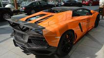 DMC presents the Lamborghini Aventador Roadster SV