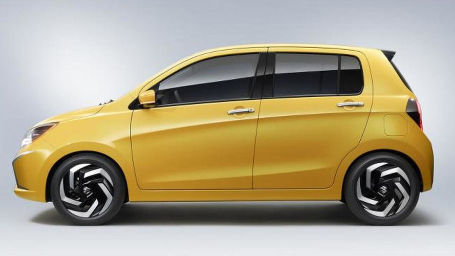 Suzuki A:Wind concept introduced at Thailand Motor Show [video]