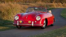 1952 Porsche 356 Cabriolet owned by Dr. Robert Wilson of Oklahoma City, Okla., 1600, 22.10.2010