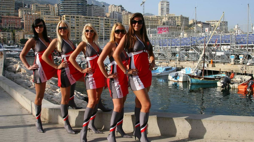 F1 world wings way to Monaco by road
