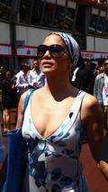 Jennifer Lopez - Formula 1 World Championship, Rd 6, Monaco Grand Prix