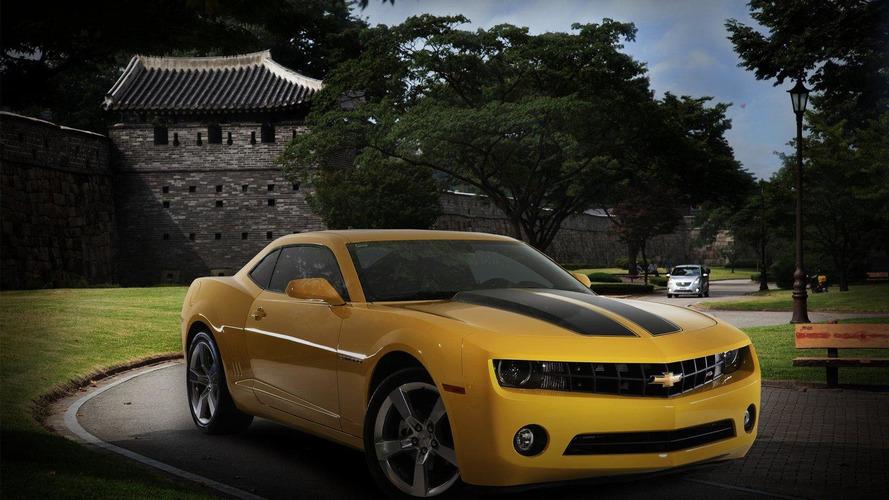 GM to Bring Chevrolet to Korea - Camaro in 2011