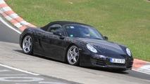 2012 Porsche Boxster spy photos, Nurburgring, Germany 23.04.2010