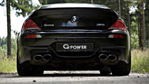 BMW M6 Hurricane RR by G-Power 11.11.2010
