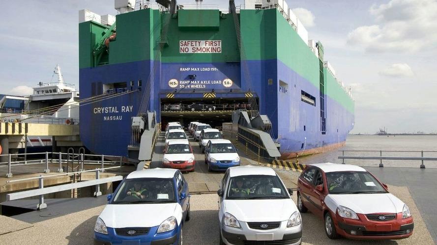 Somali Pirates Hijack Ship Filled with Kias and Hyundais