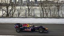 Sebastien Buemi, Red Bull RB5, Circuit Gilles Villeneuve