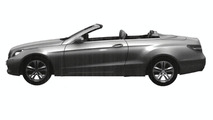 2010 Mercedes E-Class Cabrio Leaked Design