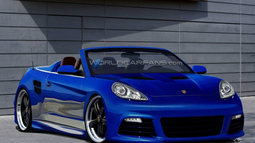 Porsche Product Plan to 2013 Revealed
