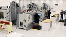 USF1 machine shop in Charlotte, N.C. - 900