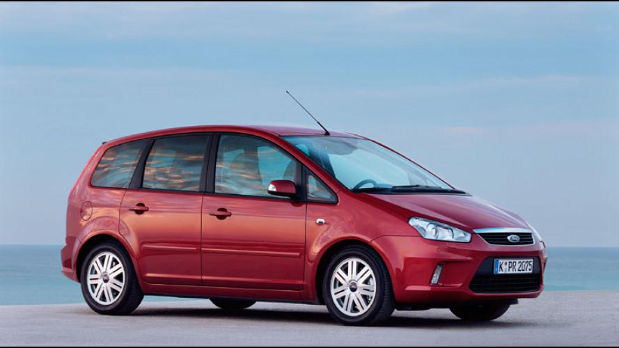 anteprima Ford C-MAX