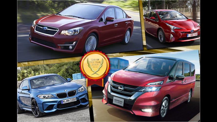 Diese Autos lieben die Japaner