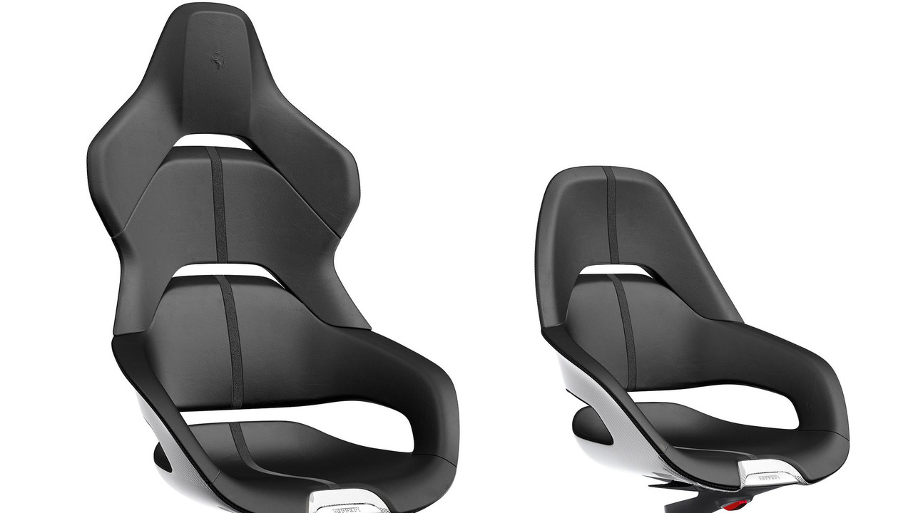 Ferrari Wants To Sell You A Racing Office Chair For 163 8 500