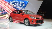 2018 Kia Rio A.B.D. versiyonu
