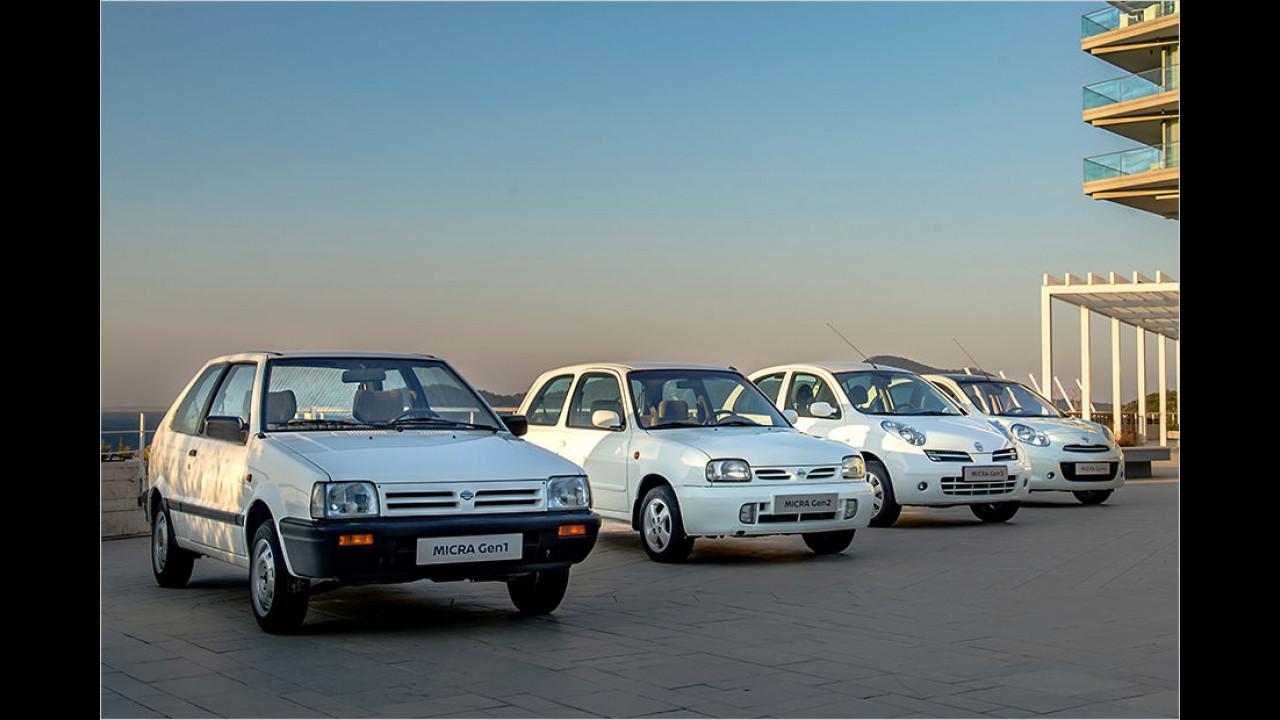 Nissan Micra (1992)