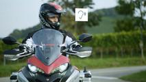 Sistema anticolisión Bosch Ducati