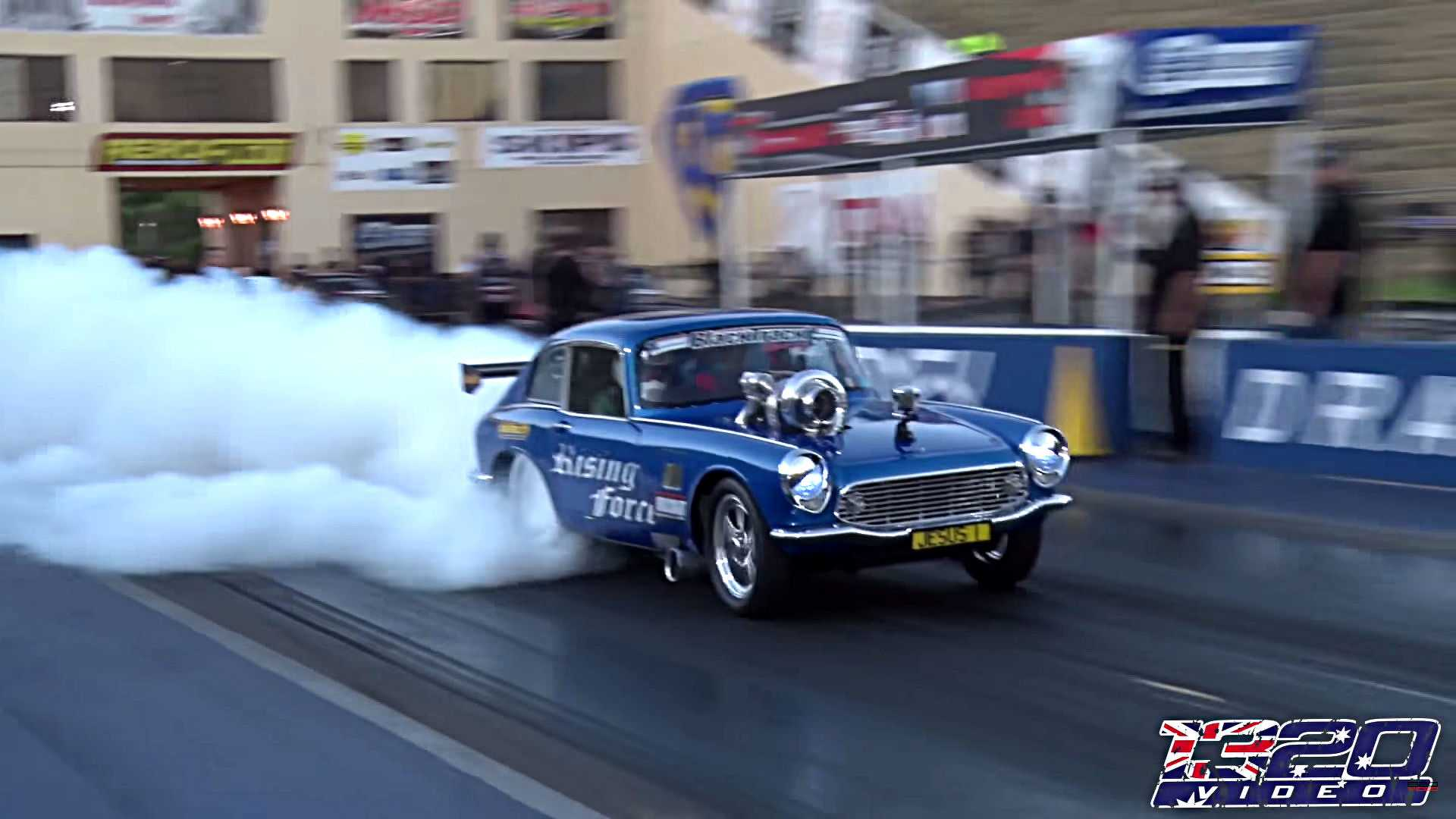 Tiny Honda S600 From Down Under Has Giant Turbo On Top