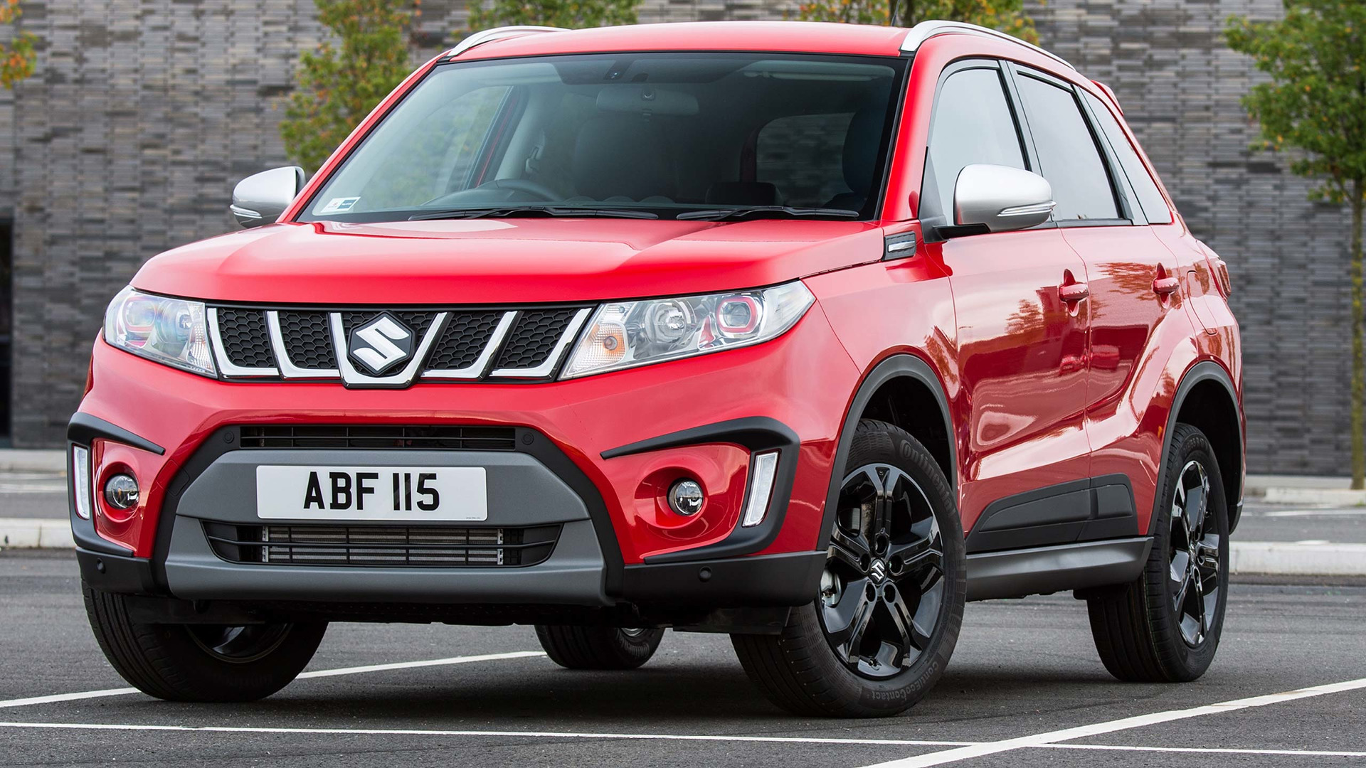 Suzuki Vitara Review Uk