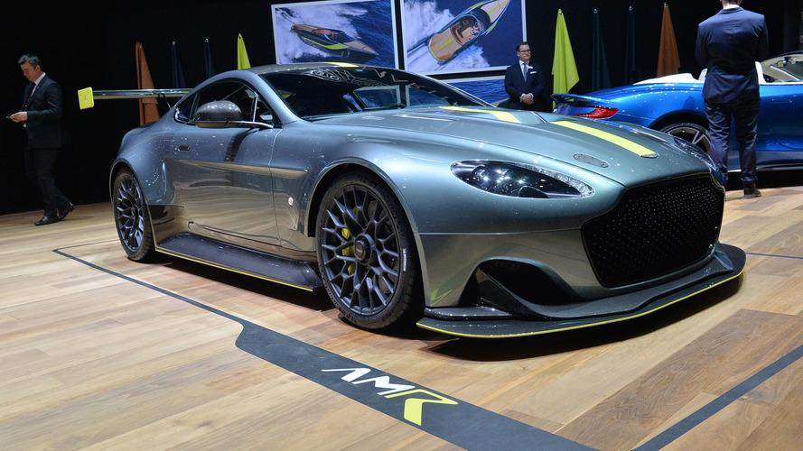 Genève 2017 - Deux concepts badgés AMR chez Aston Martin