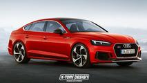 Audi RS5 Shooting Brake, Sportback, Cabriolet tasarım yorumları