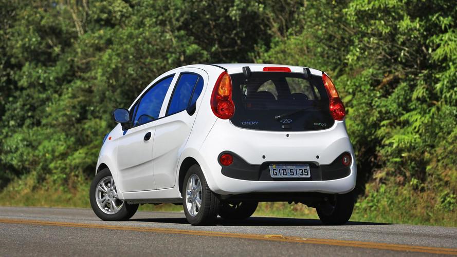 Carro mais barato do Brasil, Chery QQ tem aumento e parte de R$ 27.490