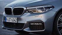 2017 BMW 5 Series Saloon