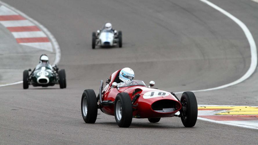 Le Grand Prix de l'Âge d'Or à Dijon, du 9 au 10 juin