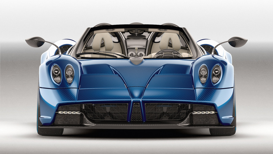 Pagani says it's working on an electric car