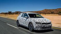 Volkswagen Polo 2018 protótipo