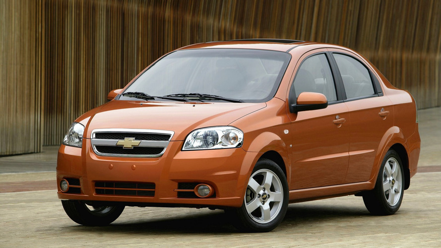 Modelos Chevrolet na Venezuela