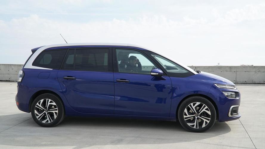 2017 Citroën C4 Grand Picasso 1.6 BlueHDi | Neden Almalı?