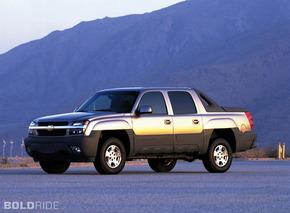 Chevrolet Avalanche