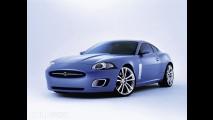 Jaguar Advanced Lightweight Coupe Concept