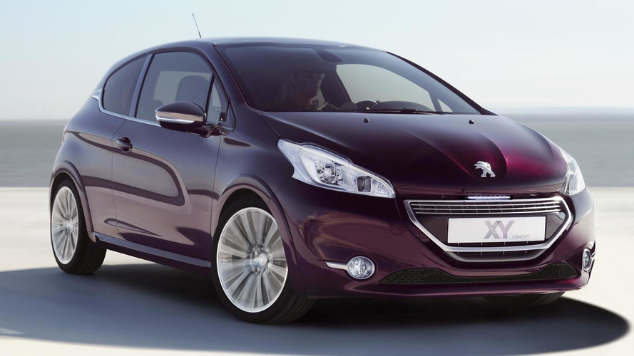 Peugeot 208 XY production version announced