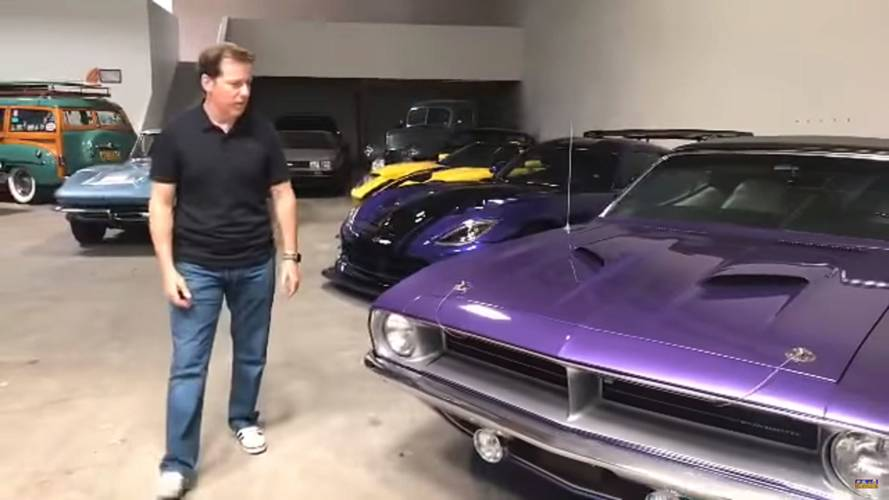You Need To See Comedian Jeff Dunham's Crazy Cool Car Collection