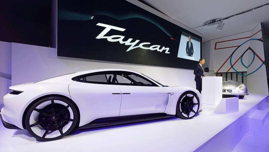 Porsche Taycan é novo esportivo elétrico que chega ao Brasil em 2020