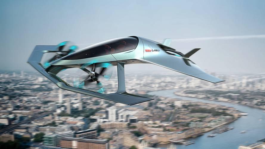 Aston Martin Vision Concept Volante - Aéronef pour gentleman