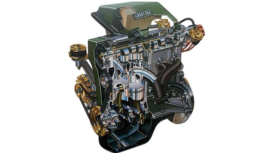 Motore Fiat Fire