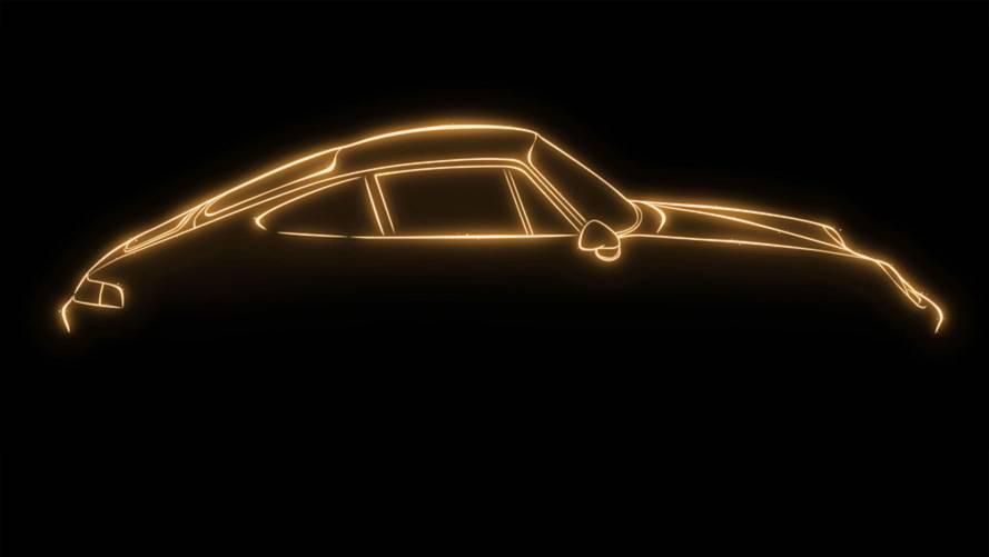 Porsche Teases Classic Gold Project