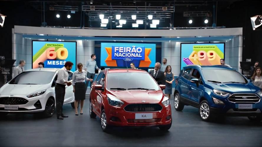 Feirão Nacional Ford